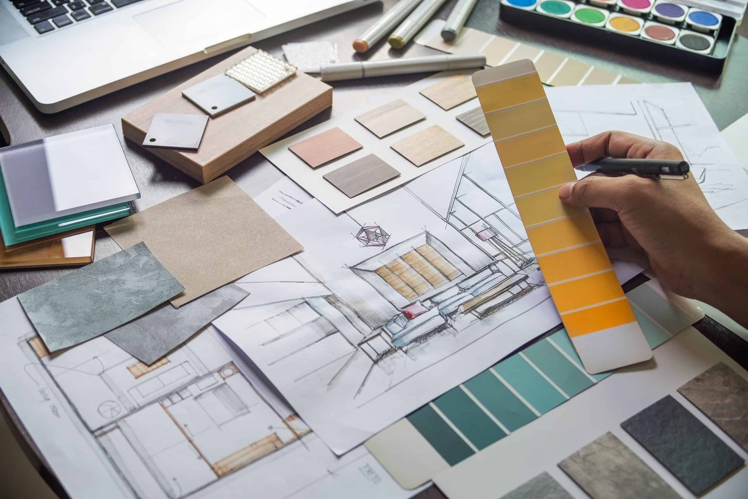 RB Refurbishment specialists in painting decorating flooring watham abbey colour samples